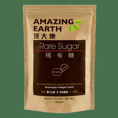 原大地稀有糖250克-家庭袋裝