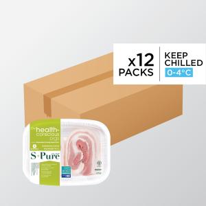 SPure白豚腩肉pack set