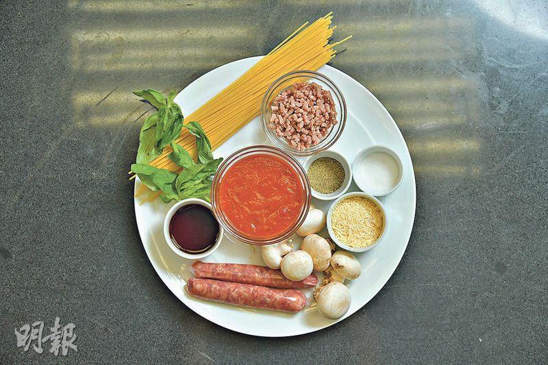 「脆」味沙律暖胃 高貴布甸壓軸 櫃底食材炮製滋味西餐