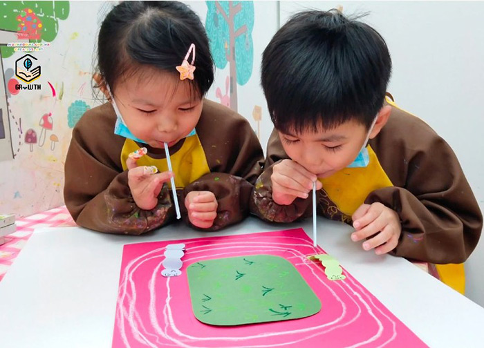 GRWTH社區, 停課不停學, 親子DIY, Mushroomland HK,