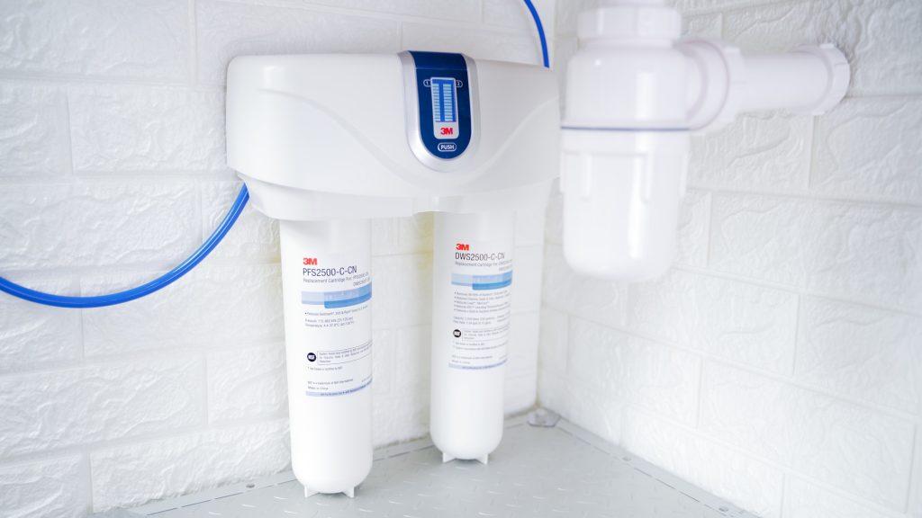 水質不容忽視 3M助你輕鬆去除多餘氯氣及沉積物