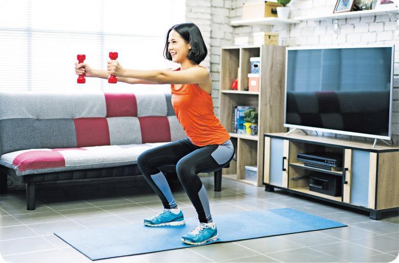 【家居運動】留家抗疫變相增肥? 家用健身器材 甩走脂肪