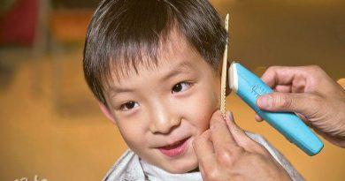 【小朋友剪頭髮】星級爸爸傳授實用貼士 在家為子女剪髮無煩惱