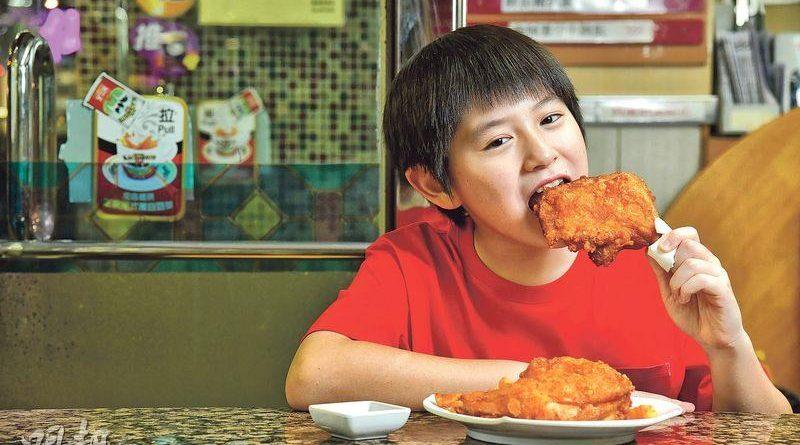 【港式快餐】隱世生炸雞髀 一咬肉汁流到下巴