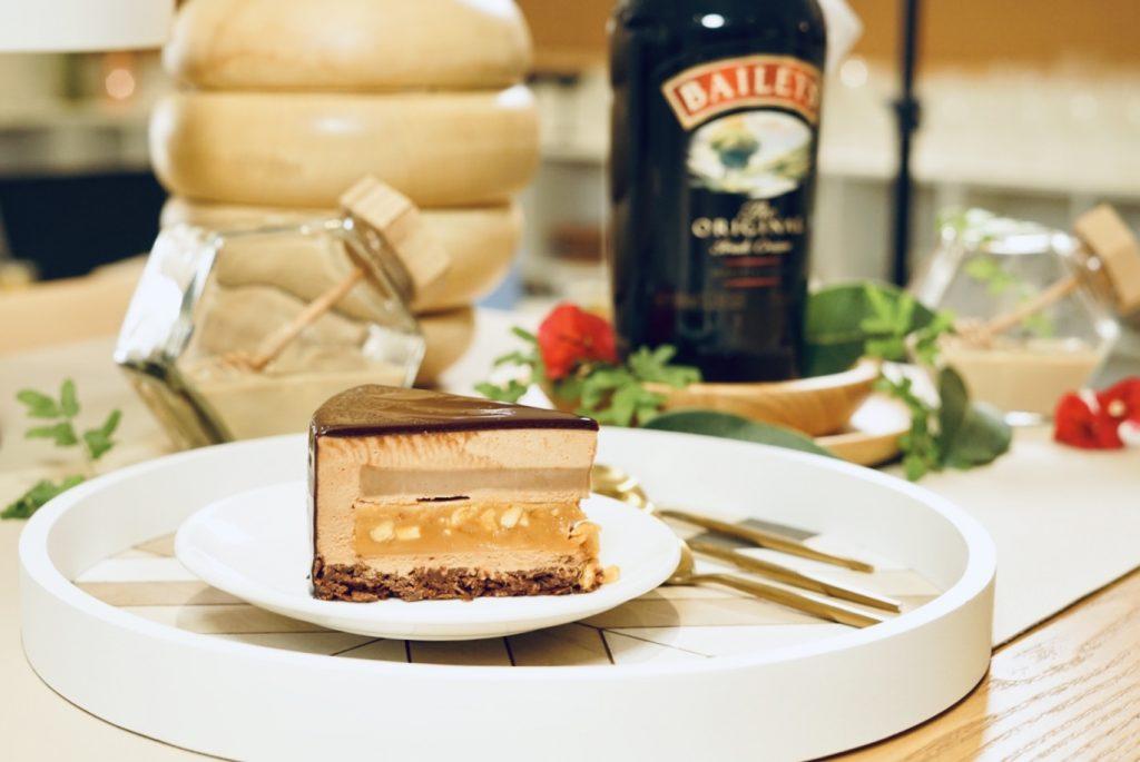 【濃醇甜品】BAILEYS x 星級甜品師:簡易食譜 感受濃滑甜美
