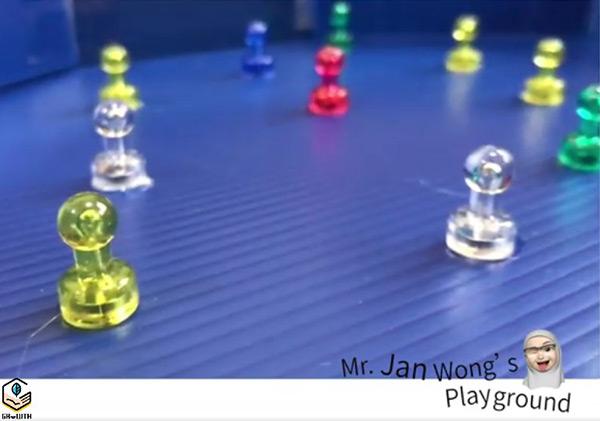 [停課不停學] Pachinko!小學視藝老師Mr Jan教你自製「彈珠機」