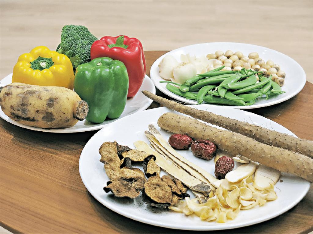 【中藥入饌食譜】中藥食材經 和味配搭 性質平和宜長幼食用