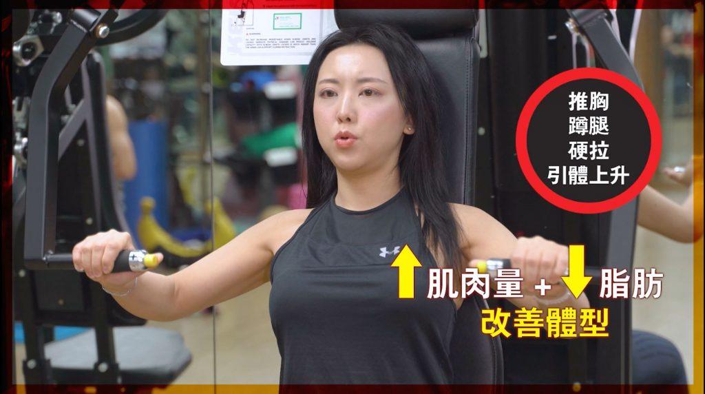 【運動科學 Barry Sir】素食女生健身有法 健美小姐傳授增肌心得