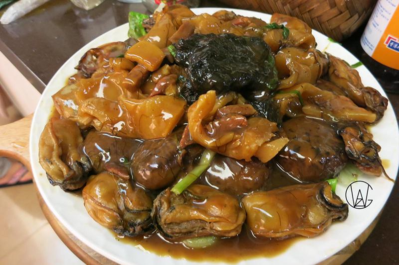 【王子煮場】五福臨門 「鮑」羅萬有 和氣生財賀年菜