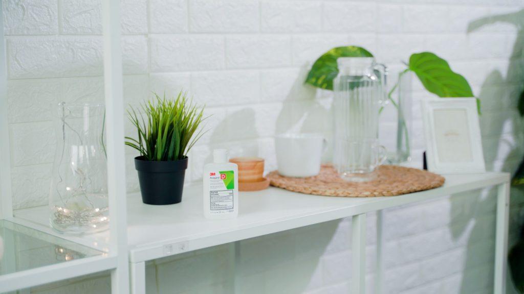 3M™Avagard™ 快速免過水消毒洗手液 殺菌同時保濕免傷皮膚