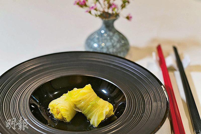 【傳統潮州菜】鵝三寶鹵水膽富層次 手工潮菜顯心思