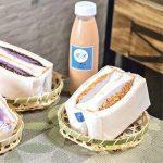 【香滑甜品】台式芋泥三文治 化身夢幻甜品