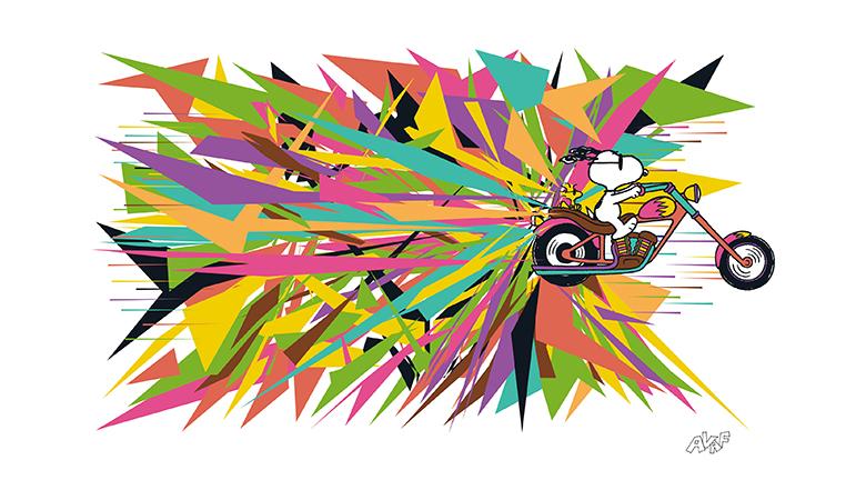 【K11 CLASSICS REBORN】花生漫畫全球藝術家聯盟 x APPortfolio 全港首個期間限定店