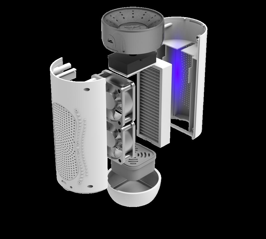 【讀者優惠】韓國Zunion Airtum空氣淨化器