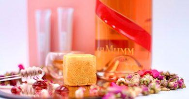 【Stacey 識飲識食】G.H. Mumm 母親節送上玫瑰色的驚喜 名牌香檳 X 米芝蓮餐飲