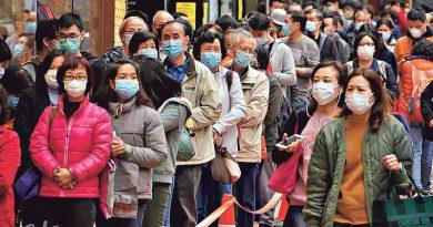 香港日棄15噸口罩! 記得棄置前先包好