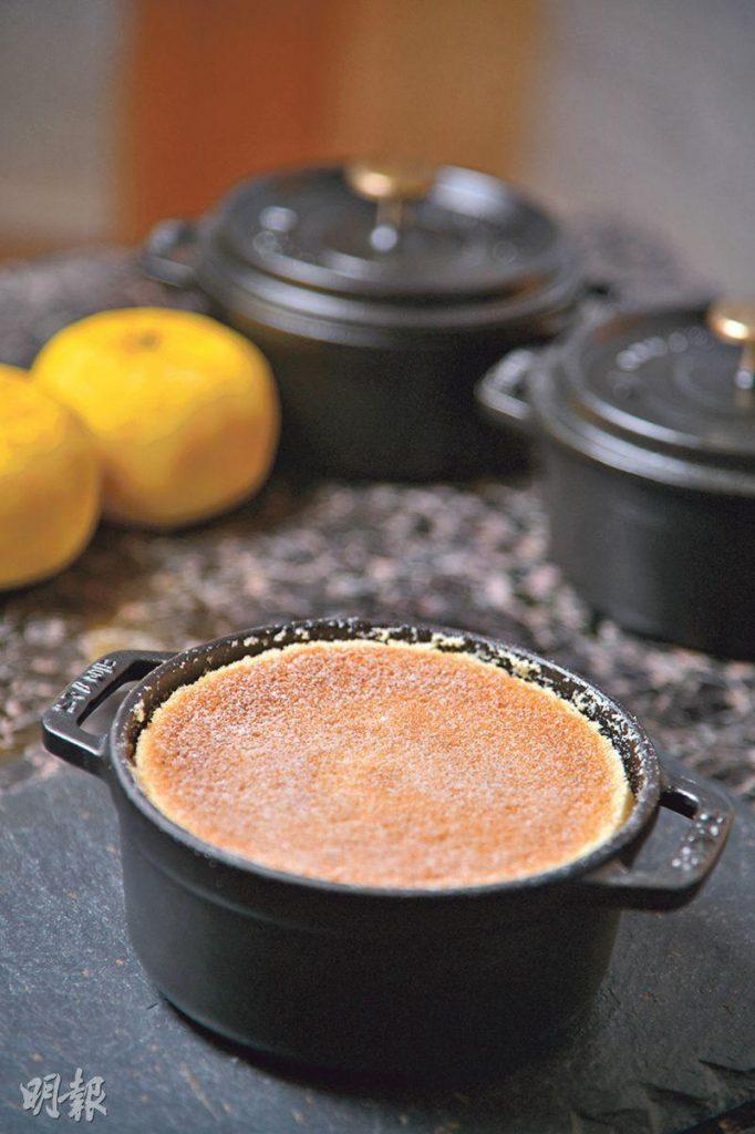 【和味甜品】梅酒啫喱配慕絲 柚子布甸趁熱食 炮製抹茶紅豆撻 日式甜蜜好滋味