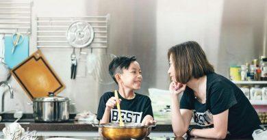 【母親節】 9歲小廚神入廚 炮製「朱古力甜心脆脆」媽媽甜入心