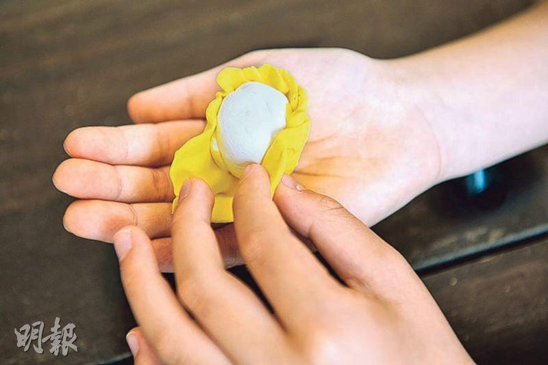 【母親節】親手製作輕黏土「點心」 另類一盅兩件盡表創意心思