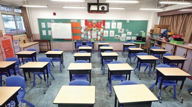 備2.5萬口罩迎6.8復課 小學設「口罩銀行」助缺罩家庭