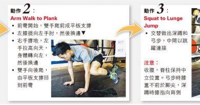 【家居運動】職業拳擊港將兼教練教你 雙人伸展運動