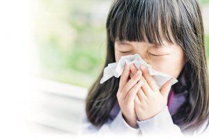 【紓緩敏感】兒童常戴口罩引起鼻塞鼻敏感?醫生教你一招沖走真正致敏原