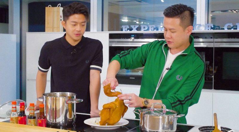 【王子煮場】菜式昇華大計之特製豉油雞