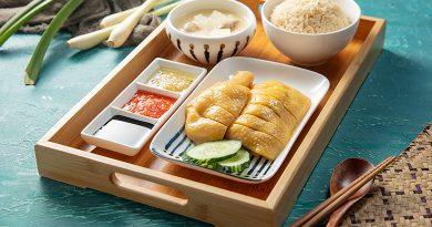 再添分店!「亞參雞飯」東南亞美食進駐逸東酒店