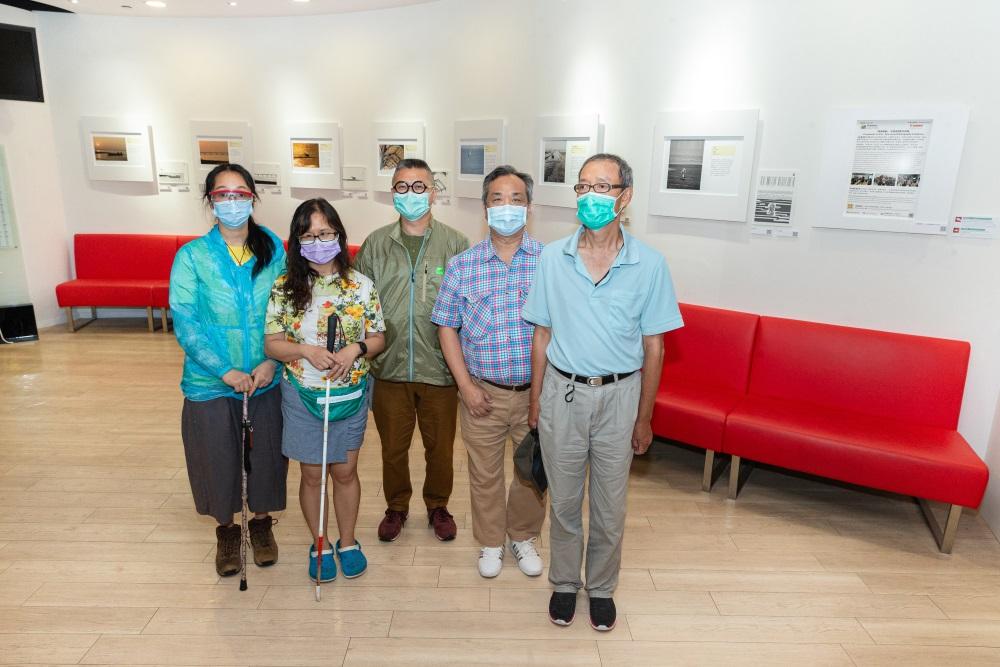 【視障攝影】Canon香港支持「非視覺攝影」展覽 五感六覺超想像