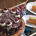 德國大廚示範「真」黑森林蛋糕  享受濃濃朱古力香  自煮車厘子果醬 滑滑白朱古力忌廉