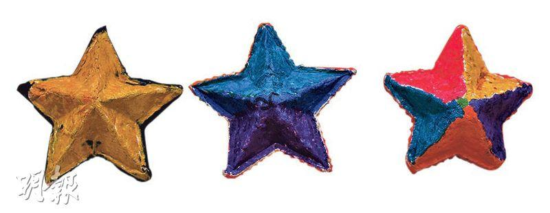 DIY:動手學循環再用 紙包飲品盒 變身小星星