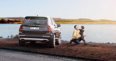 Volvo推父親節高達萬元限定禮遇