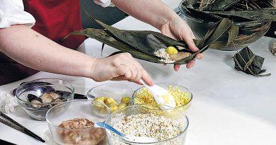 【低卡端午糉】DIY自製健康版五穀米端午糉