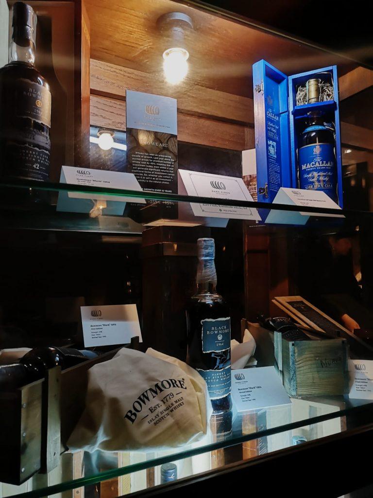【威士忌珍藏】Rare Finds Worldwide x Stockton Hong Kong 聯手打造全新投資品酒新體驗
