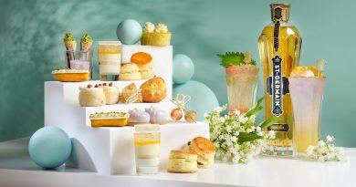【夏日限定】香港麗思卡爾頓酒店呈獻:夏花盛放下午茶 x St Germain茶點及雞尾酒 滿室優雅芳香