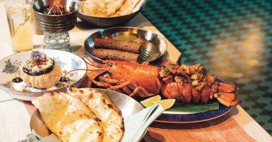 奶油咖喱雞 烤出正宗滋味 印度街頭小食華麗變身