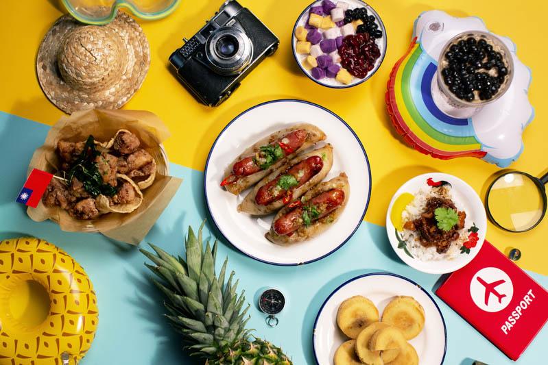 【父親節自助餐情報】普慶餐廳全新旅遊主題自助餐 提供港人至愛旅遊熱點美食 以味覺旅程一解旅行癮
