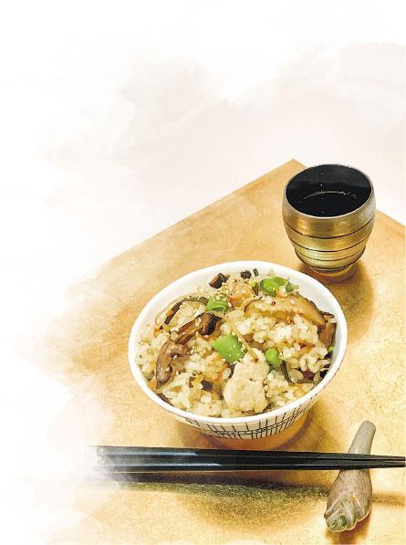 煮得Smart:雞肉丼加糙米 浸米水同煮更有營