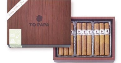 奇華餅家期間限定「父親節雪茄禮盒」 港澳分店八折優惠