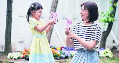 日本Doshisha 推兩款全新手提風扇