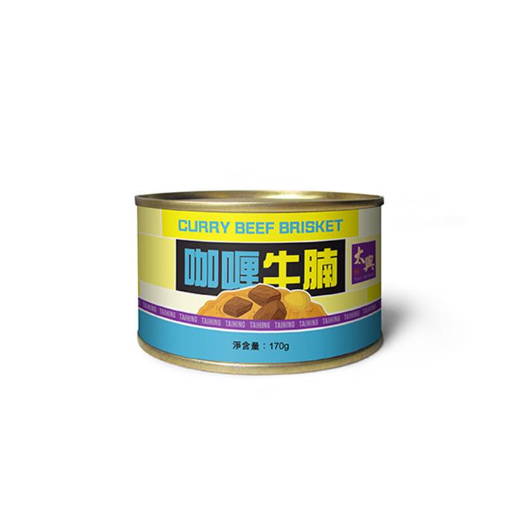太興「六小福罐裝產品」 居家神還原港式地道滋味