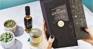 Quicknote:威士忌味蕾互動旅程