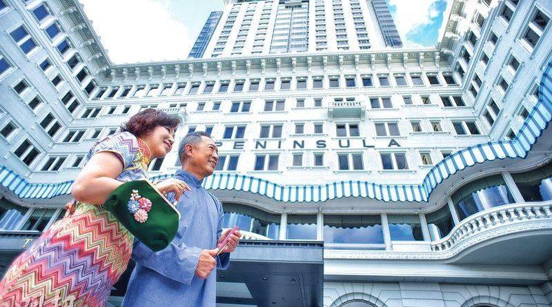 坐豪車 穿復古裝 頂級之旅 重遇舊香江