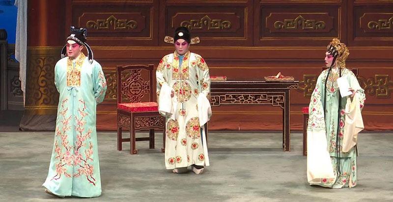 【有片‧免費賞粤劇】粤劇折子戲網上免費賞 青年演員上演《獅吼記》、《打金枝》