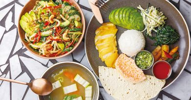 Avobar牛油果亞洲菜餚美味