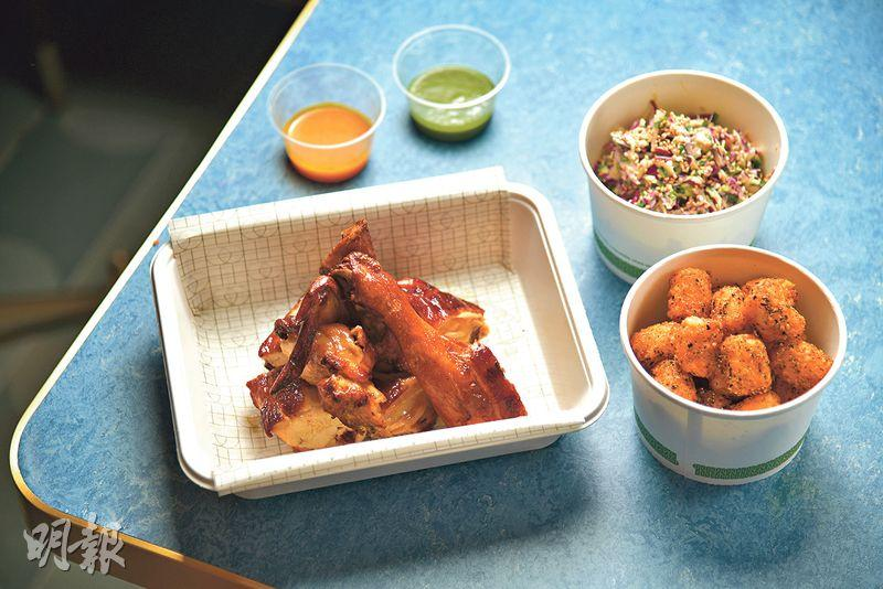 【中環新美食】10間人氣餐廳雲集置地廣場 環球美食名廚主理 最佳手工漢堡啖啖芝味