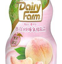 雀巢牛奶公司 全新日式白桃味乳酪飲品