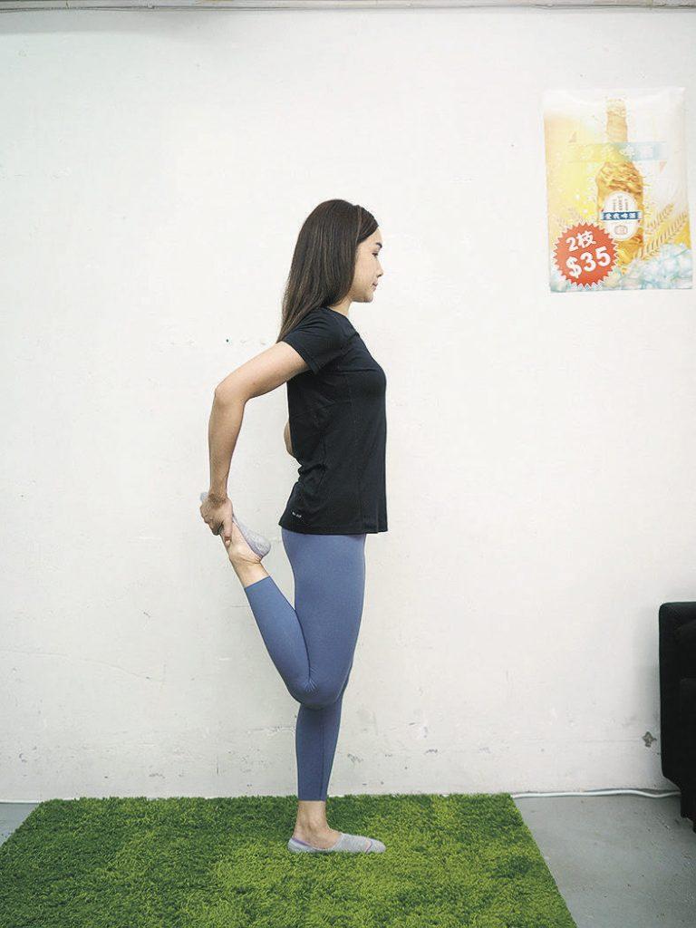 穿高根鞋傷膝蓋 體適能教練:四式強化膝關節