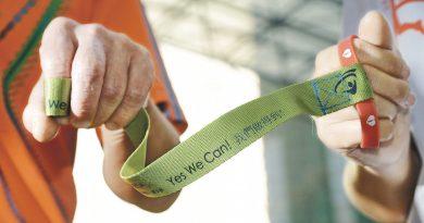 【人生馬拉松】視障跑手跑2,300公里籌款 保護膝關節肌肉長跑長有