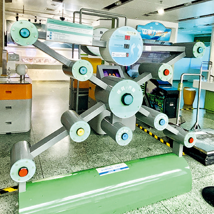 【Stacey打卡攻略】深圳科學館探索光纖和科普原理 開創環保生活空間